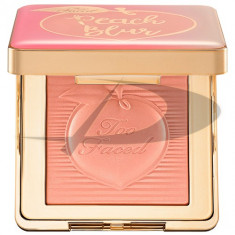 Too Faced Peach Blur Translucent Smoothing Finishing Powder, Too Faced
