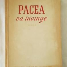 Poeme - Pacea va invinge