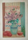 Tablou Diaconu Dumitru Flori 24 - 35.0 x 25.0 cm