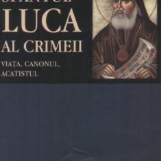 Viata, canonul si acatistul Sfantului Luca, arhiepiscopul Crimeii