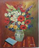 Tablou Diaconu Dumitru Flori 41 - 34.0 x 24.5 cm