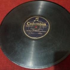 DISC  GRAMOFON  ORCHESTRA GRIGORAS DINICU - ROMANTE TIGANESTI, VINIL