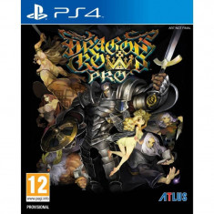 Joc consola Sega Dragons Crown Pro Battle Hardened Edition PS4