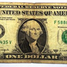 261 USA SUA 1 ONE DOLLAR 1988 A SR. 435