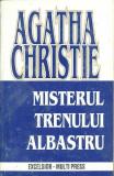 Misterul trenului albastru - Agatha Christie