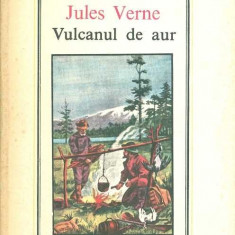 Vulcanul de aur - Jules Verne