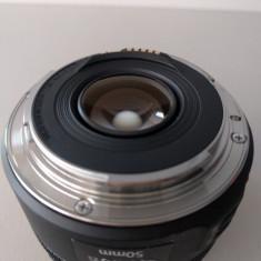 Obiectiv Canon 50mm 1.8 STM