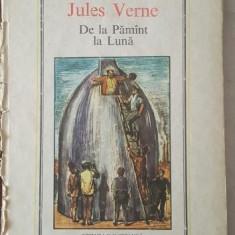 Jules Verne - 14 - De la pamant la luna