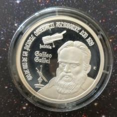 Romania - Monetaria Statului - Medalie  Argint 2009 - Galileo Galilei
