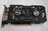 Placa video Gaming Asus GTX650ti Boost  2gb ddr5 /192  bits DX11, PCI Express, 2 GB, nVidia