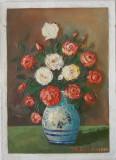 Tablou Diaconu Dumitru Flori 3 - 25.5 x 18.0 cm