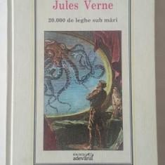 Jules Verne - 13 - 20000 de leghe sub mari