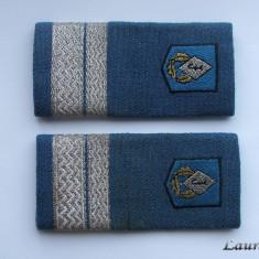 Grade  militare  -  EPOLETI  JANDARMERIE  /  SERGENT - MAJOR