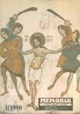 Memoria - Revista gandirii arestate nr. 1 - Banu Radulescu