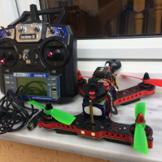 Drona (racing) eachine eb185 fpv + TX + cablu simulator