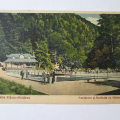 Carte postala Slanic Moldova,necirculata 1935