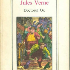 Doctorul Ox - Jules Verne