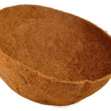 Rezerva fibra de cocos pentru ghivece flori 35cm MN019799 Raki
