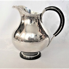 Carafa deosebita din argint masiv 830