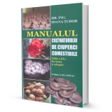 Manualul cultivatorului de ciuperci comestibile - Dr. Ing. Ioana Tudor