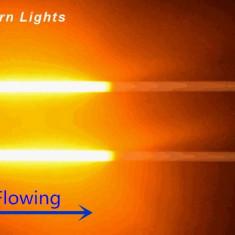 Lumini de zi DRL cu functie de semnalizare dinamica 29 cm. COD: BO01A FLOW