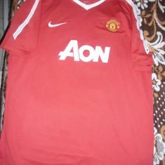 Tricou al Echipei Manchester United ,Jucator 12- Aaron , firma Nike,masura XL