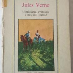 Jules Verne - 10 - Uimitoarea aventura a misiunii Barsac