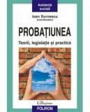 Probatiunea. Teorii, legislatie si practica