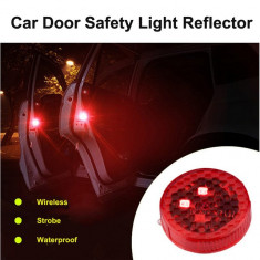 SET Lumina avertizare usa deschisa cu LED. COD: USA2LED