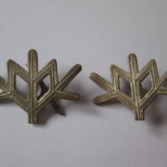 Semne arma vanatori de munte din anii 80