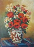 Tablou Diaconu Dumitru Flori 43 - 53.5 x 43.5 cm