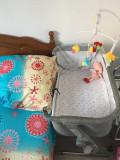 Patut Co-Sleeper 2 in 1 UNO, Kinderkraft