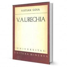 V.A. Urechia - Vistian Goia