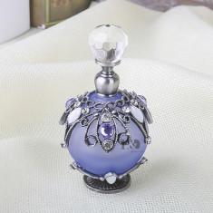 Sticla parfum cu tija pentru aplicare -  vintage - 30 ml - NOUA!!!