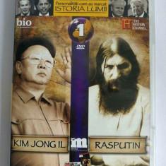 DVD Filmele Adevarul nr 1: Kim Jong Il si Rasputin