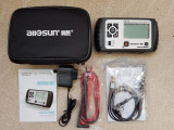 Osciloscop portabil All-sun EM125 25MHz 100MSa/s Digital 2in1 + Multimetru