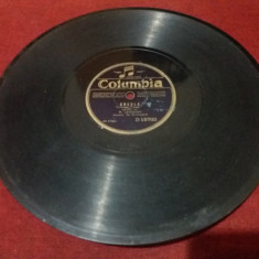 DISC  GRAMOFON  N LEONARD CREOLA / ARIA BALALAICA DIN ORLOFF, VINIL