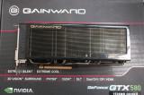 Placa video Gaming  Gainward GeForce GTX 580 Phantom 1.53GB DDR5 384-bit, PCI Express, 1.5 GB, nVidia