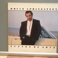 BRUCE SPRINGSTEEN - TUNNEL OF LOVE (1987/CBS/HOLLAND) - Vinil /Impecabil (NM)