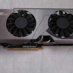 Placa video Gaming MSI Radeon HD6950 Twin Frozr III Power Ed OC 2GB DDR5 256-bit, PCI Express, 2 GB, Ati