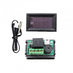 TERMOSTAT electronic DIGITAL CONTROLER temperatura CU SONDA releu 12V
