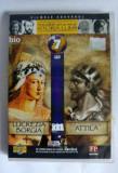 DVD Filmele Adevarul nr 7: Lucrezia Borgia; Attila, Romana
