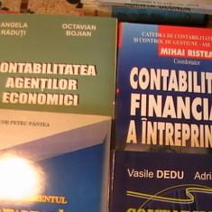 6 TITLURI DIFERITE CARTI CONTABILITATE-EDITURA ECONOMICA-, Alta editura
