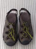 Sandale copil Quechua mas.28-29, Unisex, 28.5, Khaki