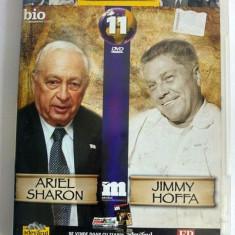 DVD Filmele Adevarul nr 11: Ariel Sharon; Jimmy Hoffa