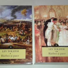 LEV TOLSTOI - RAZBOI SI PACE             Vol.1.2.