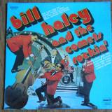 LP Bill Haley and The Comets – Rockin', VINIL