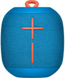 Boxa Portabila Logitech Ultimate Ears Wonderboom, Bluetooth, Waterproof (Albastru)