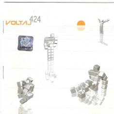 Voltaj – 424 (1 CD), cat music