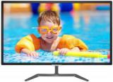 Monitor IPS LED Philips 31.5inch 323E7QDAB/00, Full HD (1920 x 1080), VGA, DVI, HDMI, 5 ms, Boxe (Negru)